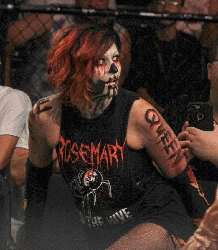 Rosemary Wrestler