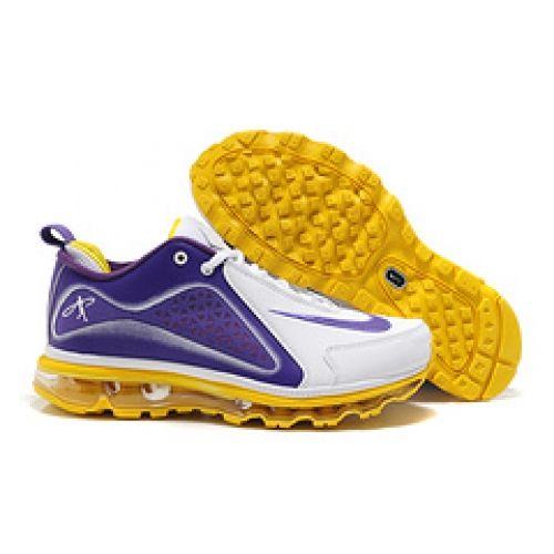 new style e2a4e 7f77c Jordan+Swingman+Shoes   griffeys 2013 swingman griffey shoes 360 purple  white sale