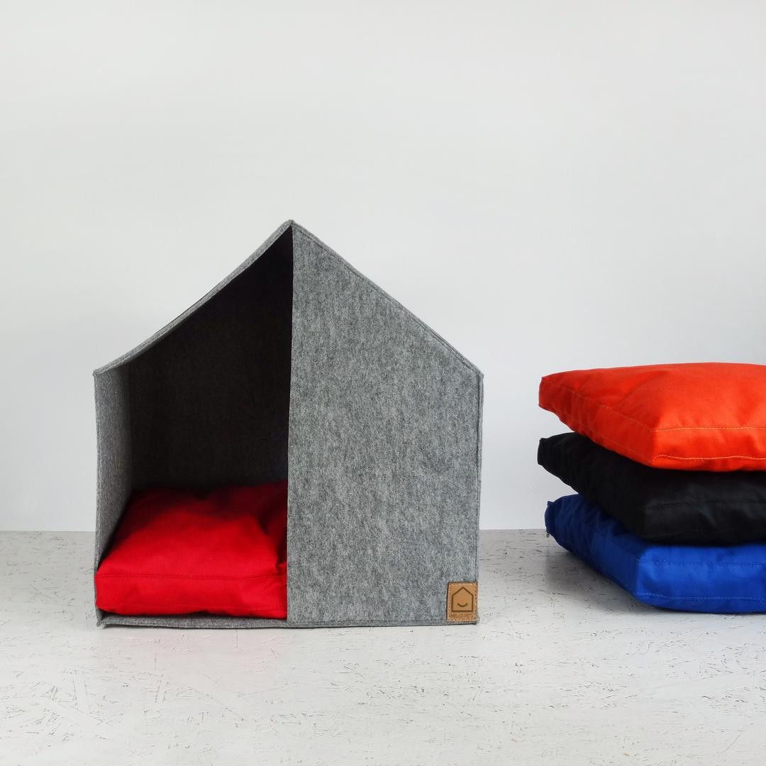 Modern Dog Beds And Feeders From Hello Pets Dog Milk Dog Bed Modern Dog Bed Dog Furniture