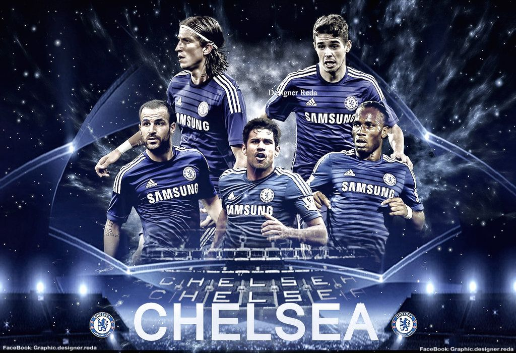 Full Hd Chelsea Football Club Uefa Champions League 2014 Wallpaper