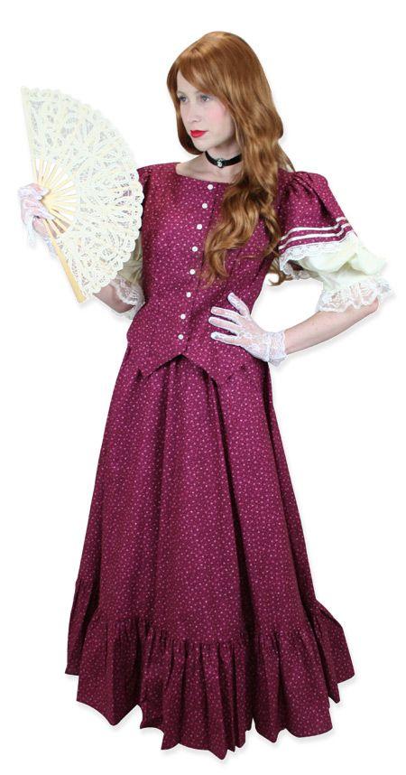 Vera Day Suit - Burgundy #dressesfromthesouthernbelleera