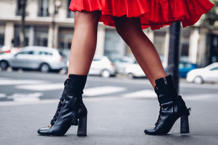 VivaLuxury - Fashion Blog by Annabelle Fleur: RETRO RED