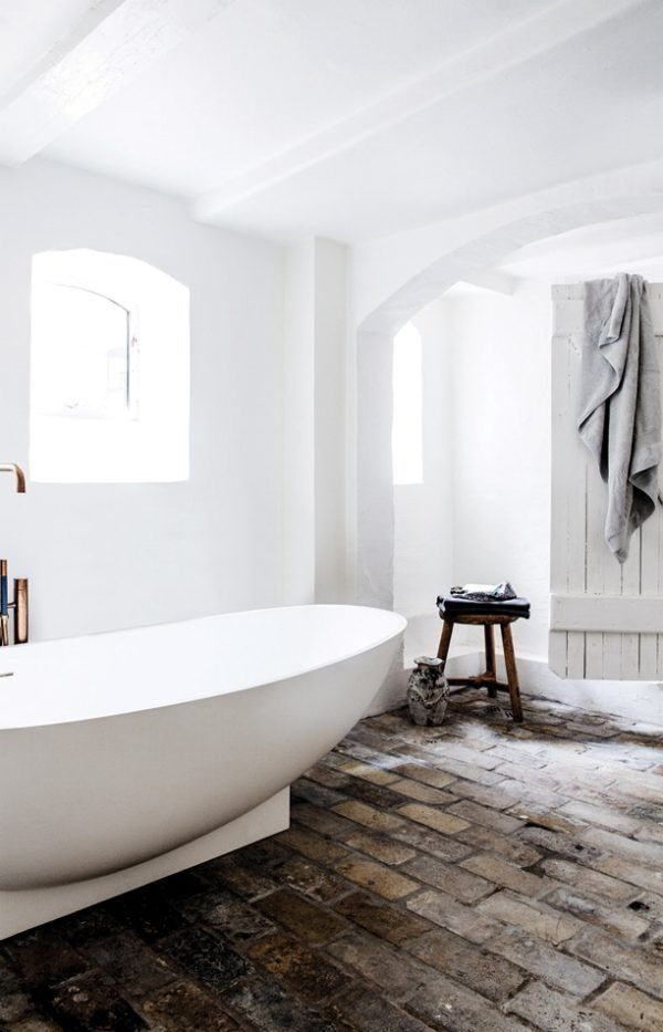 6 beautiful baths on apartment 34 Baños Pinterest Decoración