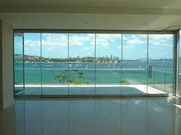 Replace Exterior Walls With Large Expanses Of Glass Using