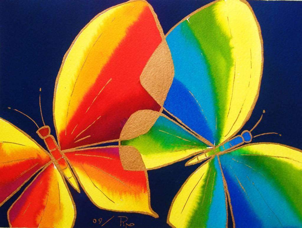Cuadros flores con fondo de colores buscar con google cuadros decorativos pinterest - Cuadros de colores ...