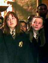 Hannah Abbott Hufflepuff Students Harry Potter Obsession Harry Potter Fantastic Beasts