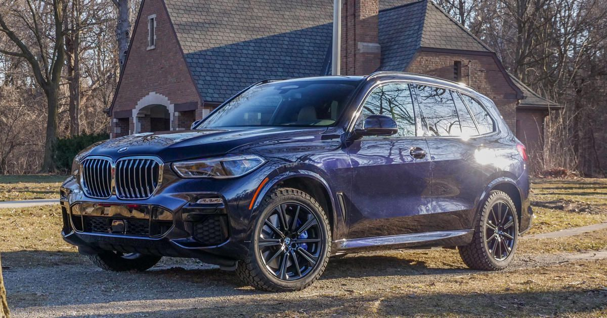 2019 Bmw X5 Xdrive50i Review A Potent And Tech Rich Suv Bmw X5 Bmw Luxury Crossovers