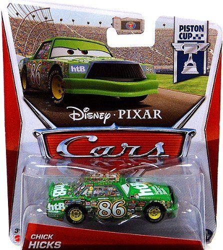 Disney Cars Tim Treadless Cast Vehicle