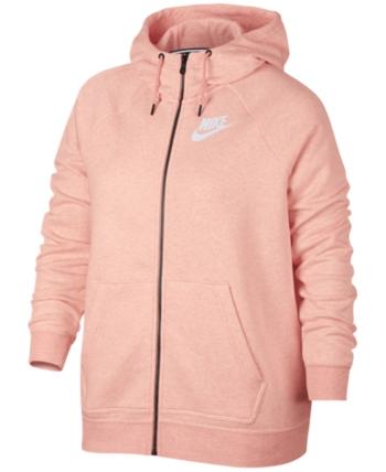 Plus Zip Nike Size Sportswear Hoodie 3xProducts Red In 2019 eoWErdCQxB
