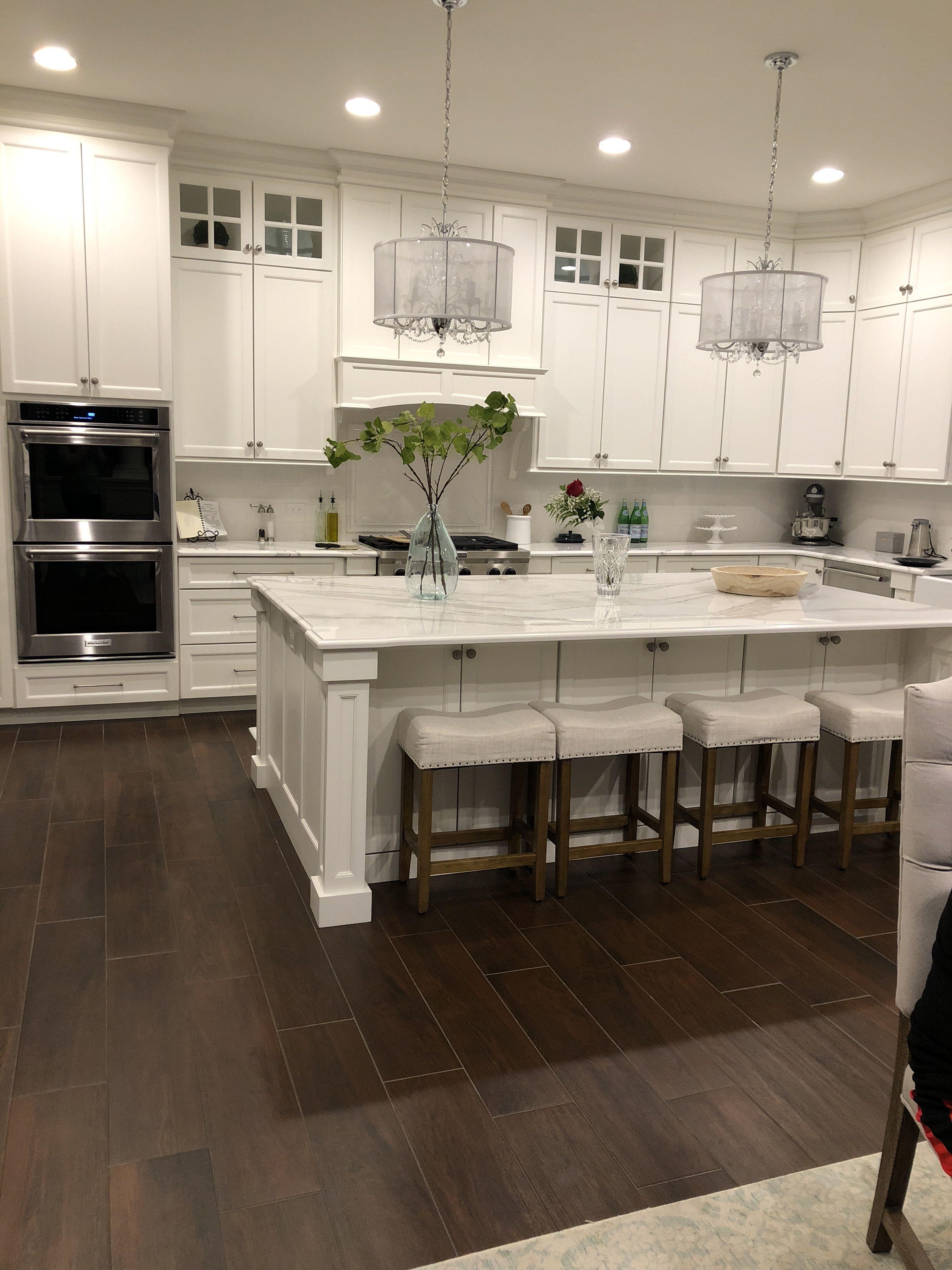 Küchenideen rustikal modern white kitchen cabinets and backsplash  küchen  pinterest  küchen