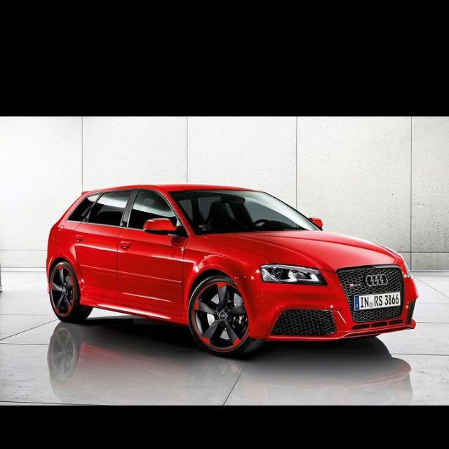 Audi RS3 Wagon. Yes Please.