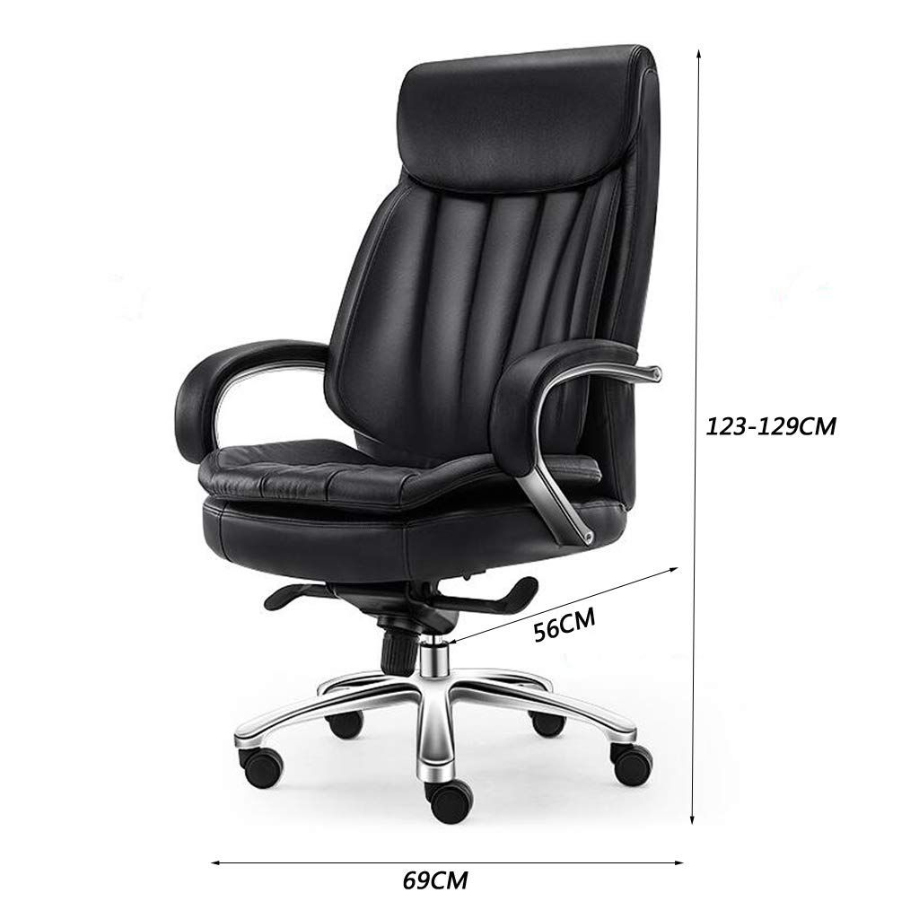 YIZI Office Computer Chair Adjustable Swivel Chair Home