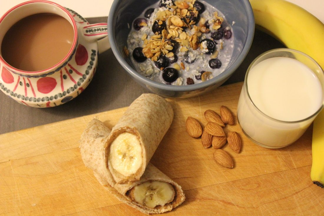 Quick and healthy breakfast ideas  www.rebeccanoseworthy.ca   #quick #healthy #breakfast #dietitian