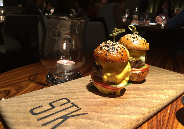 From New York to Milano, STK steakhouse  comes to town Chef #AdrianoVenturini reinvents the American mood: http://bit.ly/stk21  Da New York a Milano, arriva la prima #STK #steakhouse in città. Lo chef Adriano Venturini reinterpreta il mood a stelle e strisce: http://bit.ly/stk20
