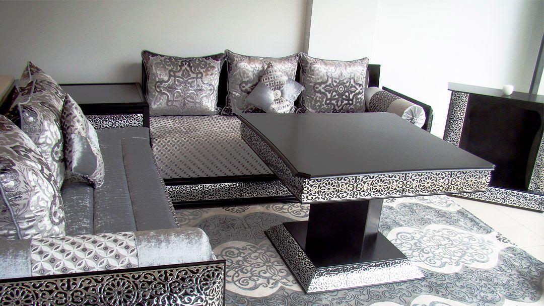 salon marocain en france modele 1080 608. Black Bedroom Furniture Sets. Home Design Ideas