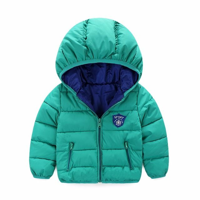 3f2d515b2 Kids' Clothing, Shoes & Accs Kids Cotton Casual Clothes Baby Boys Girls  Winter Warm Down Jacket ...