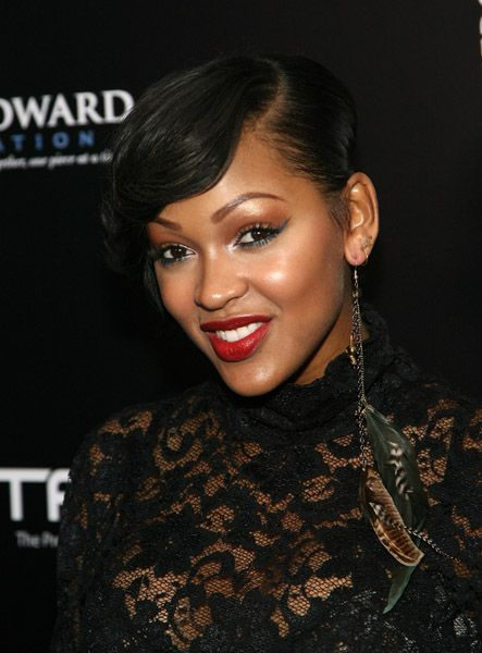 Gallery For Meagan Good Hairstyles In Jumping The Broom Hair Styles Cool Hairstyles Short Hair Styles