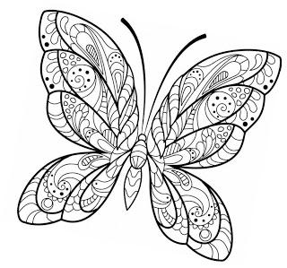 11 Schmetterling Malvorlagen Malvorlagen Zentangle Muster Malvorlagen Tiere