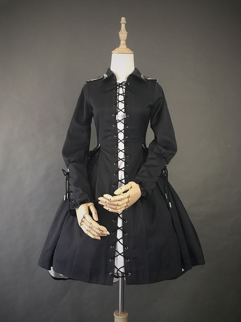 Foxtrot -Farron Covenant- Gothic Lolita OP Dress