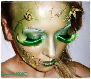 Mother Nature Makeup | Mother Nature Costume Ideas | Pinterest ...