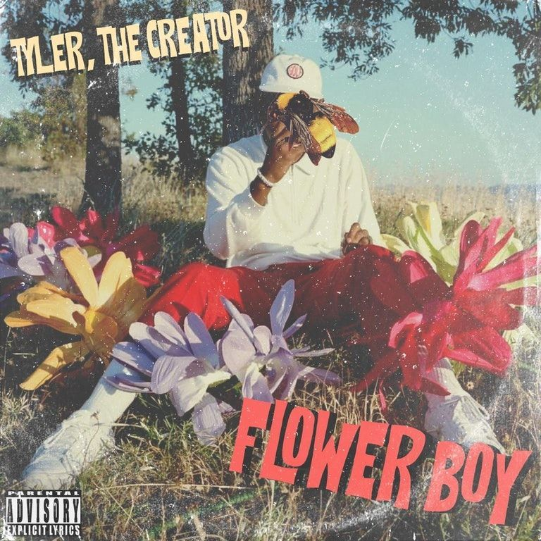 Tyler The Creator Flower Boy Tyler the creator wallpaper
