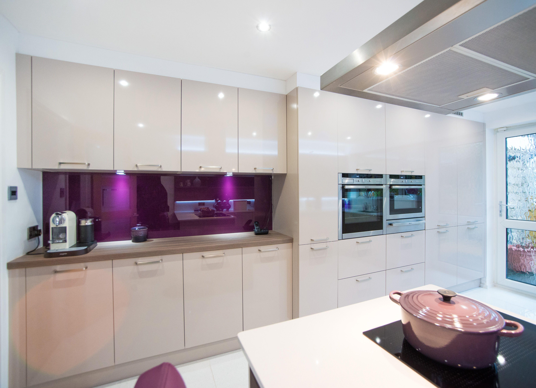 Kitchen Design Centre, Colne. Neff Slide& Hide® oven with ...