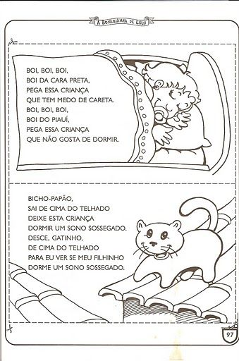 Pin De Maria Aparecida Em Textos Com Imagens Cantigas De Roda