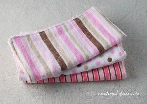 baby washcloth