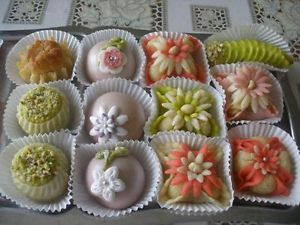 Variation de gateaux algerien dz algerien sweets pinterest - Decoration gateau traditionnel algerien ...