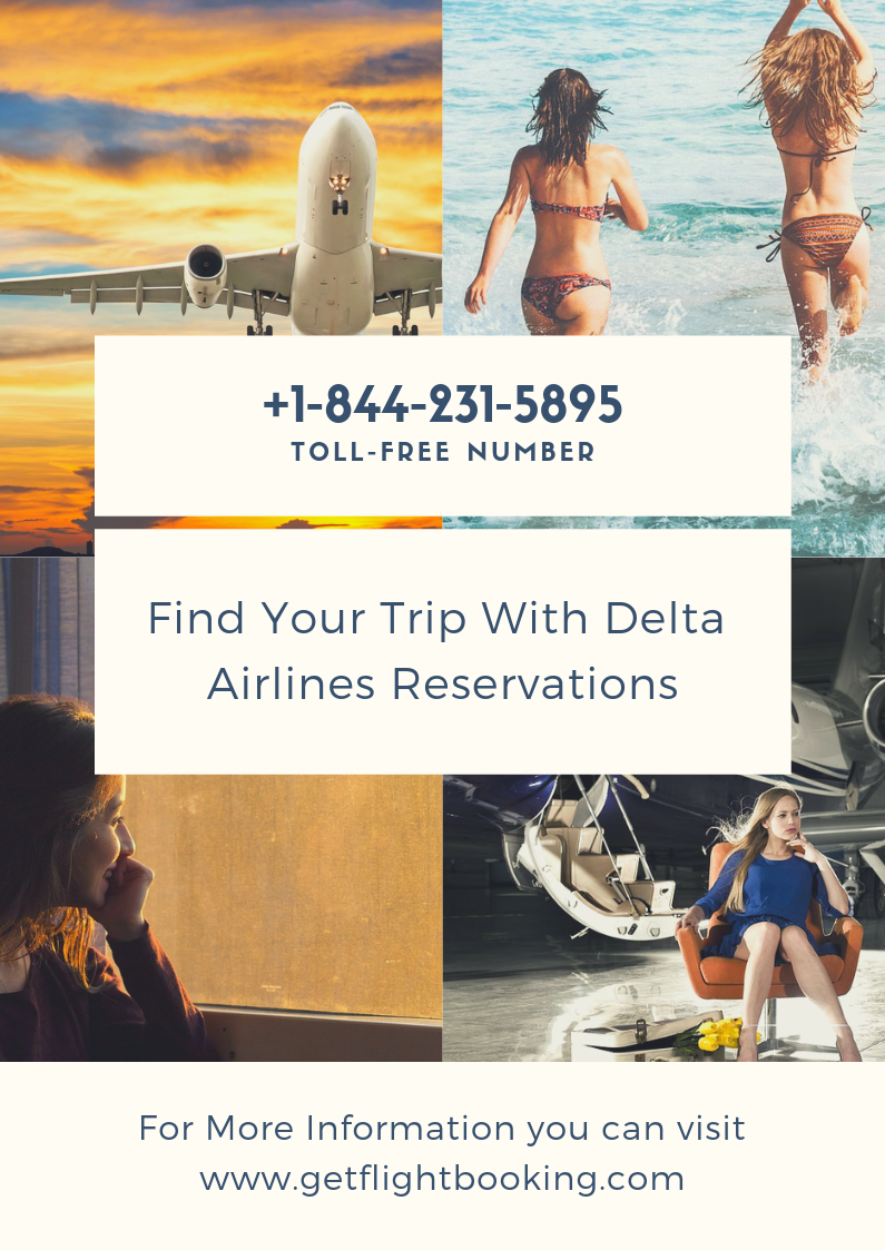 Find Your Trip With Delta_Airlines_Reservations or you
