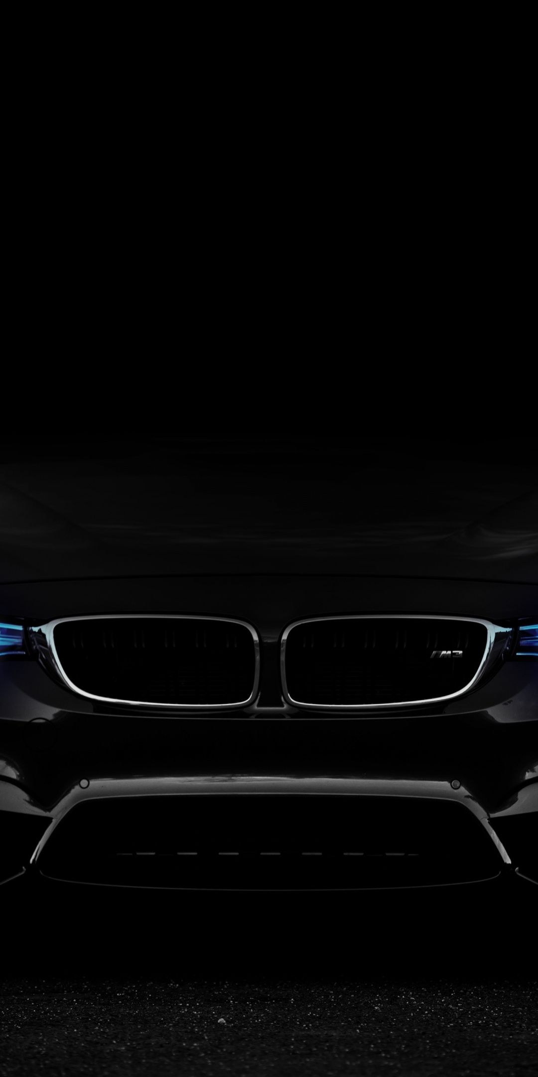 Bmw Car Blue Headlight Dark 1080x2160 Wallpaper Blue Headlights Wallpaper Bmw Bmw