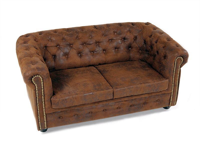 chesterfield 2er sofa gobi braun wohnzimmer pinterest m nnerzimmer und wohnzimmer. Black Bedroom Furniture Sets. Home Design Ideas