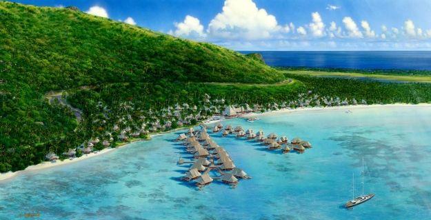 Sofitel Moorea Ia Ora Beach Resort Moorea Windward Islands
