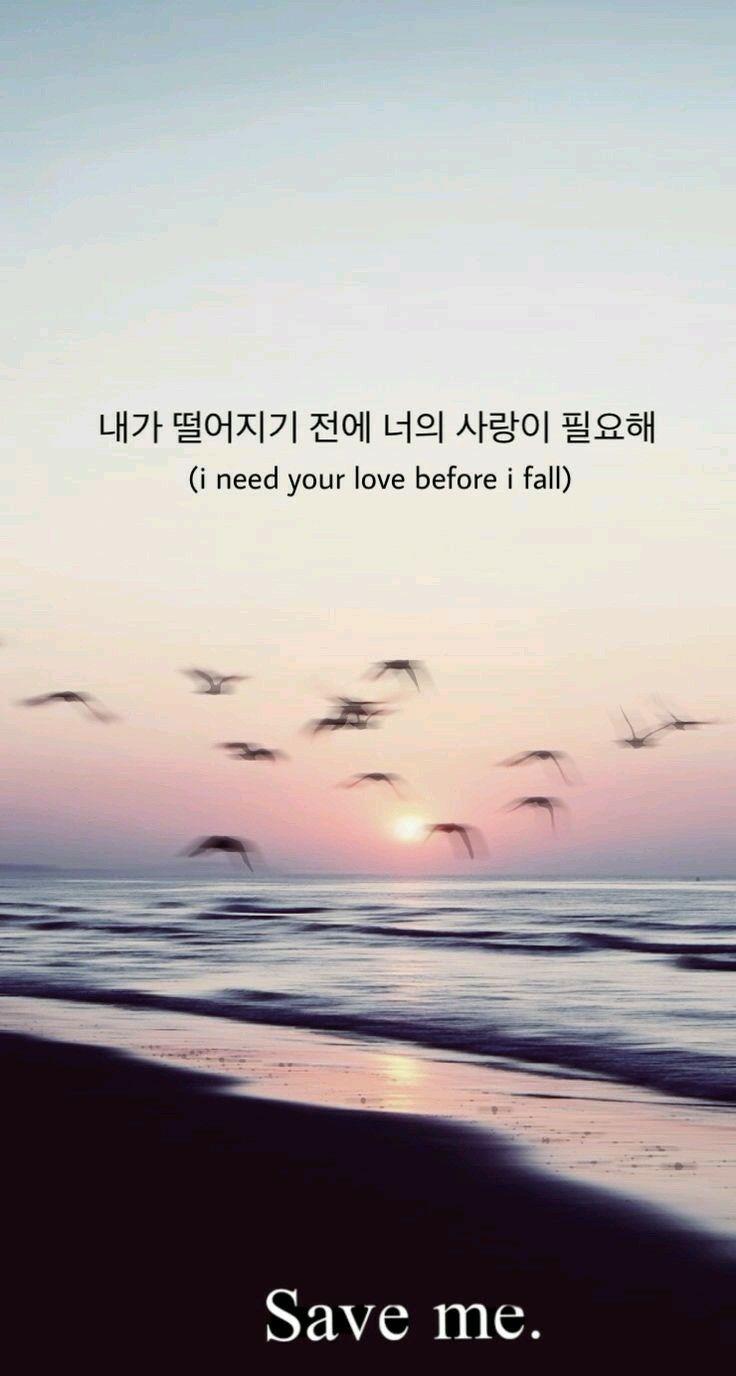 Save me BTS | BTS | Bts quotes, Bts lyric, Bts lyrics quotes