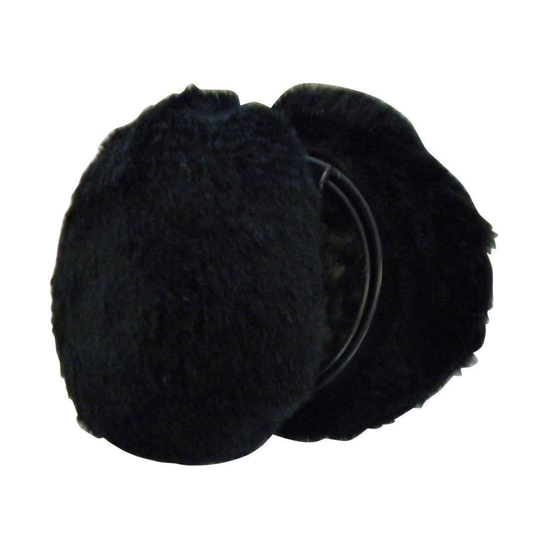 7ec55469fd8 Black Solid Colors Ear Muffs Folding Earmuffs Ear Warmers