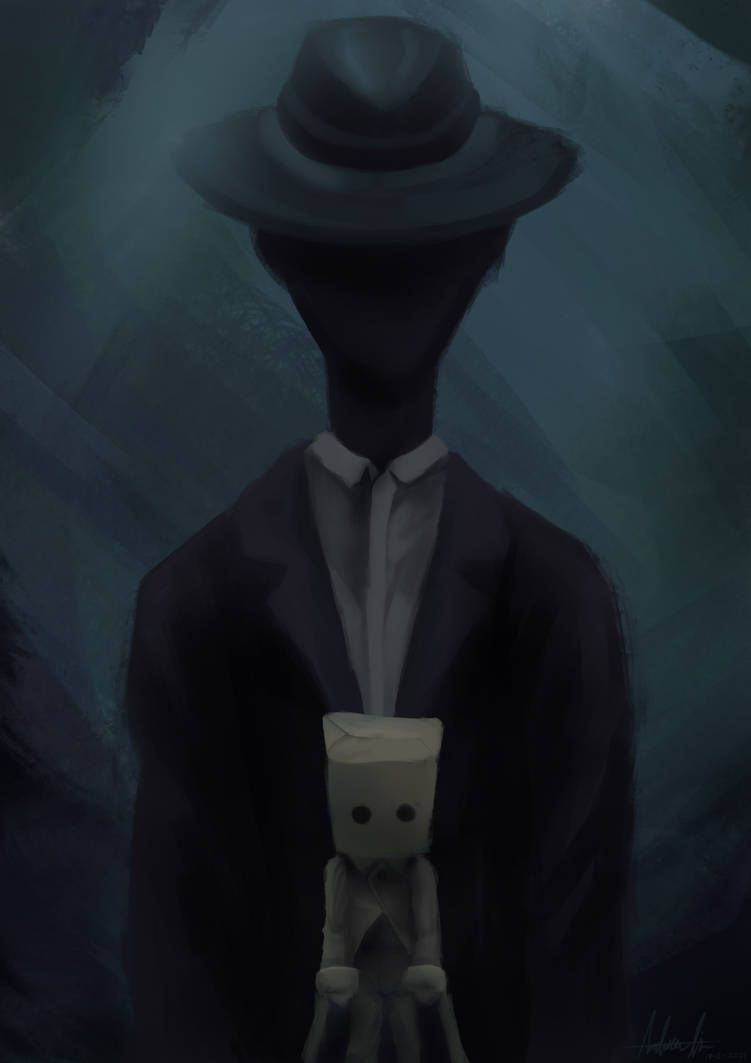 Little Nightmares2 Fanart by ALisawesom on Deviant
