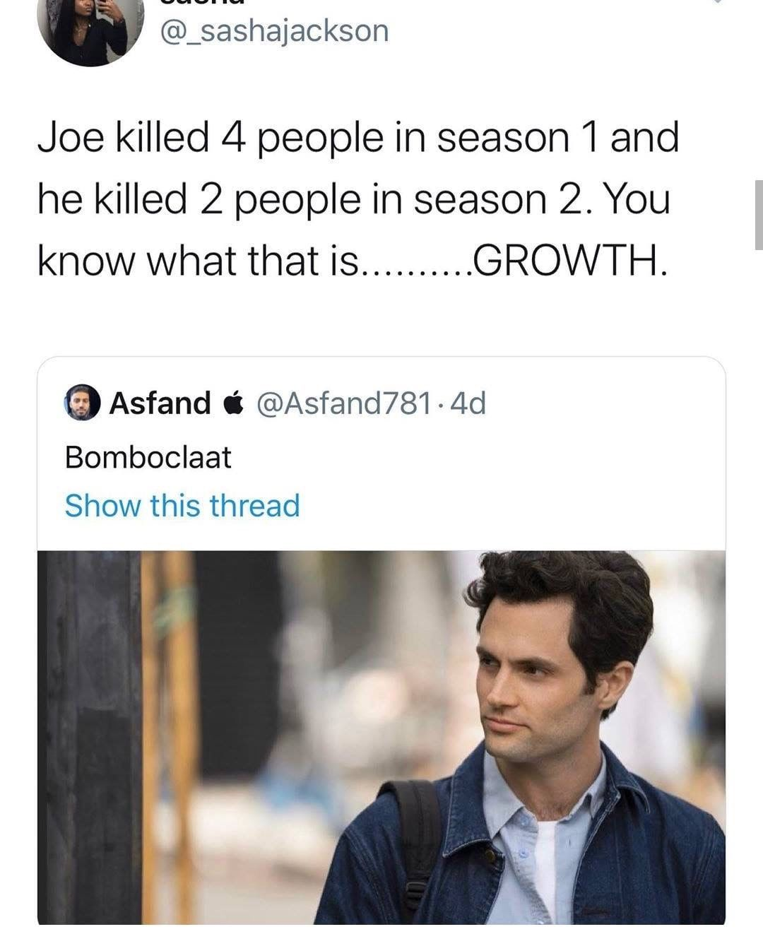 12 Netflix You Memes About Joe That Will Make You Die (Of