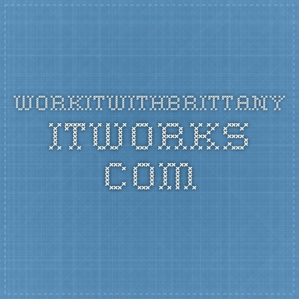 workitwithbrittany.itworks.com