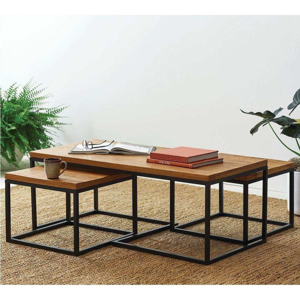 Our Best Living Room Furniture Deals Coffee Table End Table Sets Carbon Loft [ 1000 x 1000 Pixel ]