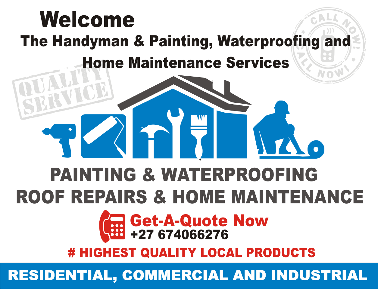 Handyman Cape Town In 2020 Roof Repair Handyman Damp Proofing