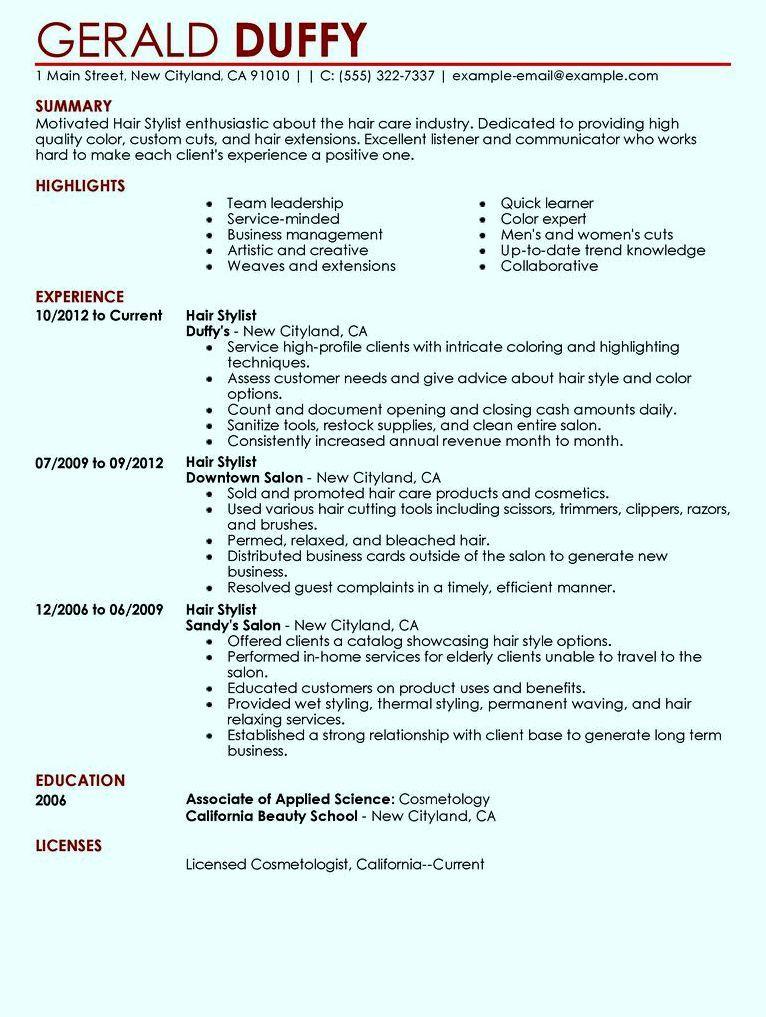 Housekeeping Resume Sample - http://www.latestresume.info ...