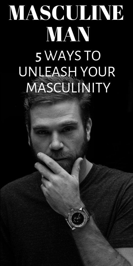 How To Be More Masculine? | Alpha male | Alpha male