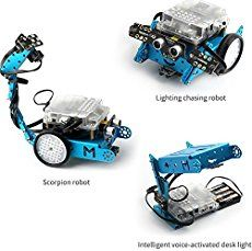 Makeblock Mbot Ranger Programmable Robot Review Robots Pinterest