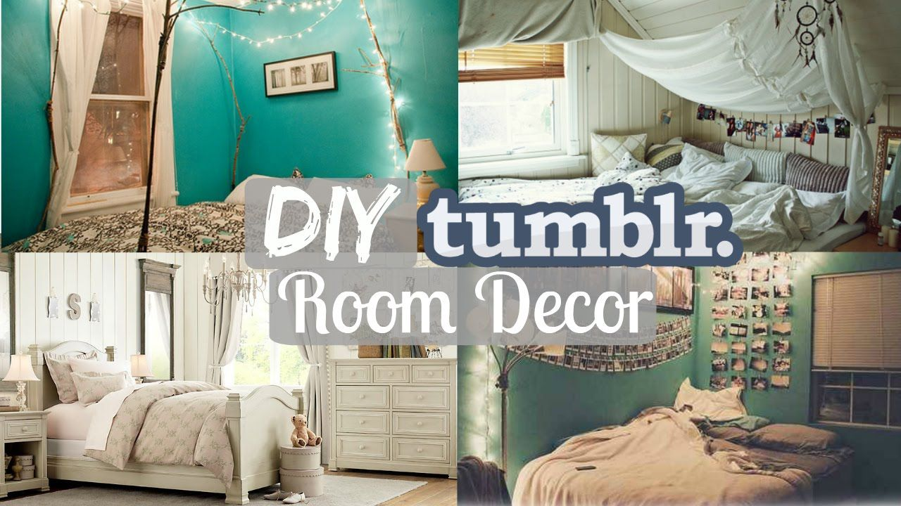 Diy Tumblr Room Decor Cheap Easy Design Ideas Decorate Living On Budget Home Decorating Also Rh