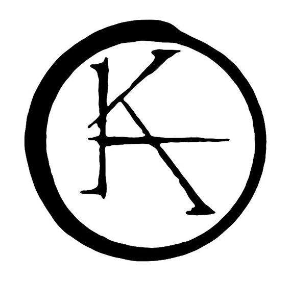 Dark Tower Vinyl Decal Ka Symbol By Vinyledgedesigns On Etsy 899