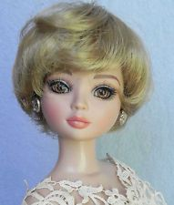 SHORT 2 DOLL WIG 7 FOR EFFNER LITTLE DARLING ELLOWYNE MINIFEE WIGGS KISH MSD BJD