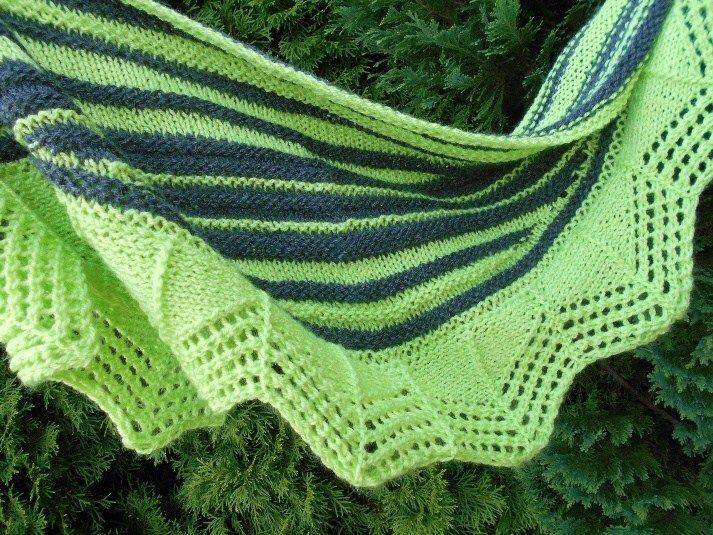 20b2001bcce Pletený šátek ručně pletený šátek z jemné akrylové příze