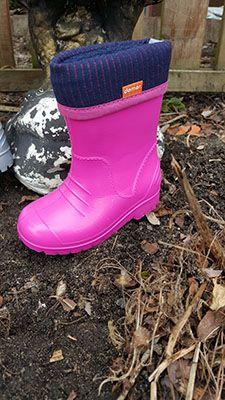 Kalosze Piankowe Dla Dzieci Rozowe Lekkie Demar Dino F Boots Hunter Boots Wellington Boot