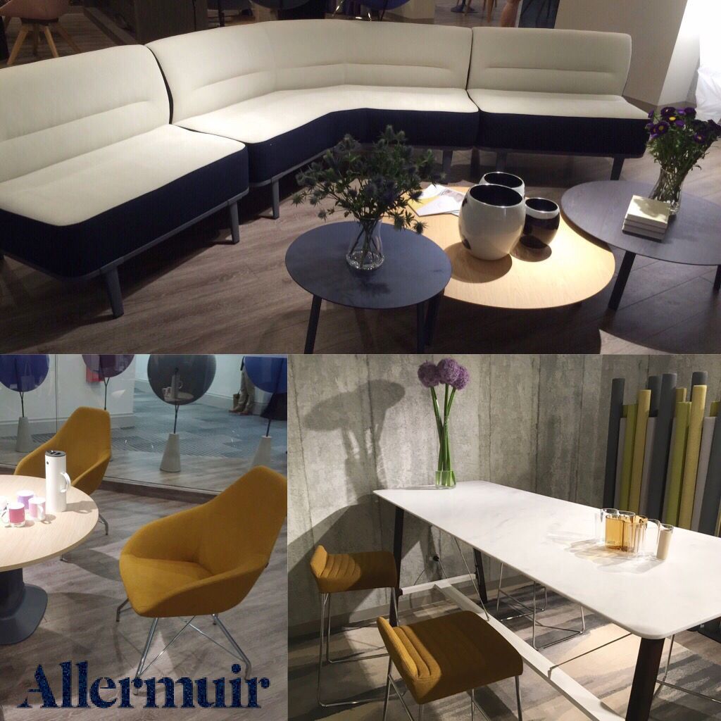 Jojo and dine bench by allermuir office furniture pinterest new lounge table seating and showroom parisarafo Images