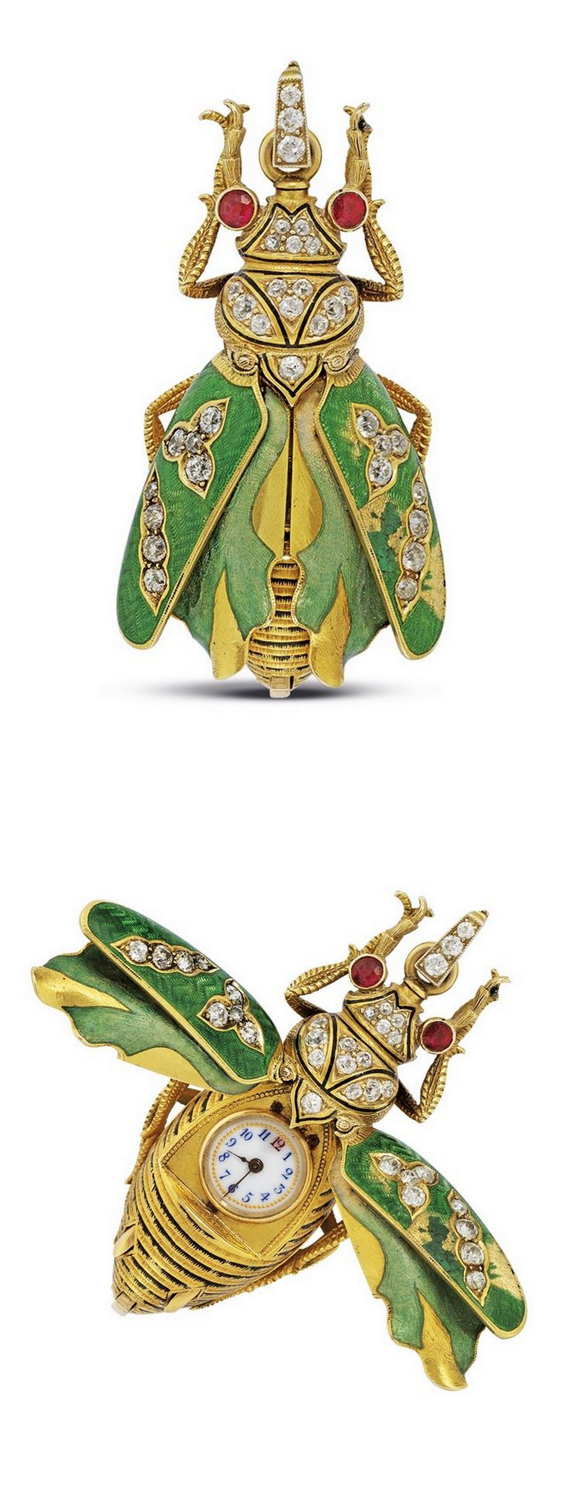 Fine Art Antiques Jewelry More Insect Jewelry Antique Watches Vintage Watches